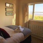 Master bedroom and window