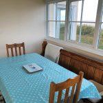 Sunroom Dining table